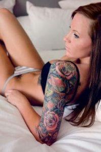 Sleeve Tattoo 23