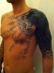 Sleeve Tattoo 27