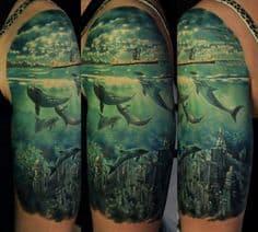 Sleeve Tattoo 40