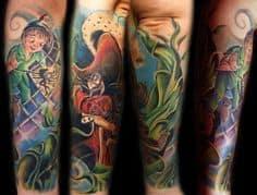 Sleeve Tattoo 7