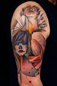 Sleeve Tattoo 8