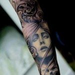 sleeve-tattoos-for-women-34