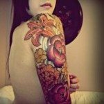 sleeve-tattoos-for-women-35