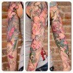 sleeve-tattoos-for-women-43