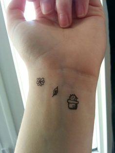 Small Tattoo Ideas 47