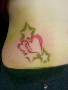 Star Tattoo 1