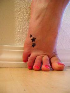 Star Tattoo 3