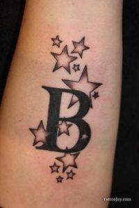 Star Tattoo 35