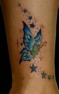 Star Tattoo 42