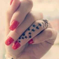 Star Tattoo 49