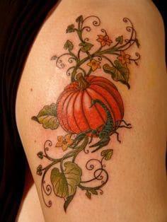Thigh Tattoo 34