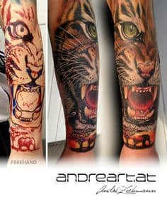 Tiger Tattoo 17