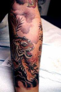 Tiger Tattoo 2