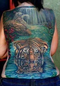 Tiger Tattoo 22