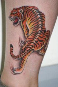 Tiger Tattoo 28