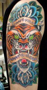 Tiger Tattoo 31