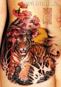 Tiger Tattoo 34