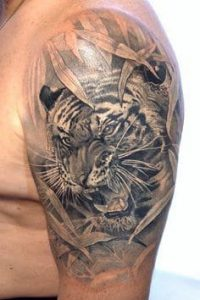 What Does Tiger Tattoo Mean Ideas amp Designs