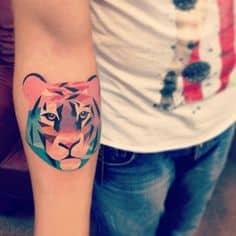 Tiger Tattoo 4