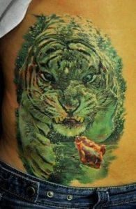 Tiger Tattoo 7