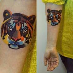Tiger Tattoo 8