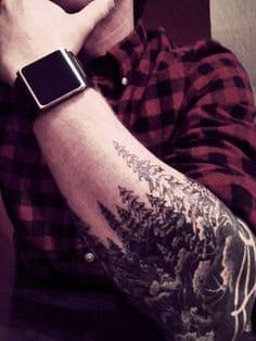 Tree Tattoo 1