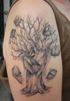 Tree Tattoo 14