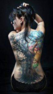 Tree Tattoo 20