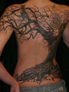 Tree Tattoo 35