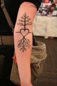 Tree Tattoo 45