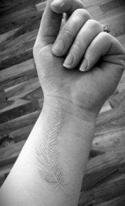 White Tattoo 38