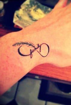 Wrist Tattoo 14