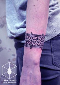 Wrist Tattoo 15