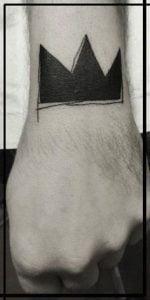 Wrist Tattoo 19