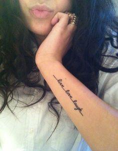 Wrist Tattoo 38