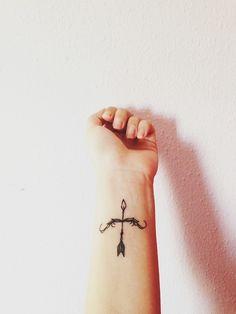 Wrist Tattoo 4