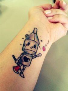 Wrist Tattoo 40