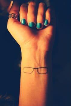 Wrist Tattoo 43