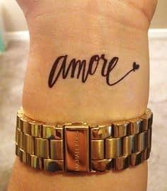 Wrist Tattoo 5