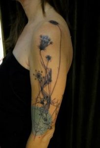 Cool Tattoo Idea 1