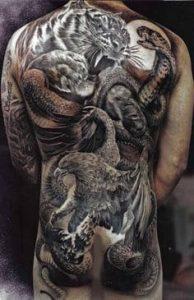 Cool Tattoo Idea 11