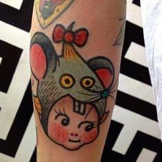 Cool Tattoo Idea 19