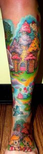 Cool Tattoo Idea 24