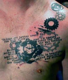 Cool Tattoo Idea 38