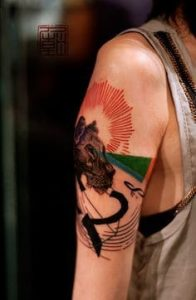 Cool Tattoo Idea 43
