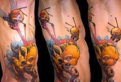 Cool Tattoo Idea 44