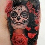 flower-tattoo-for-men-16