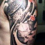 Flower Tattoo for Men (19)