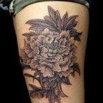 Flower Tattoo for Men (4)