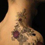 Flower Tattoo for Men (6)